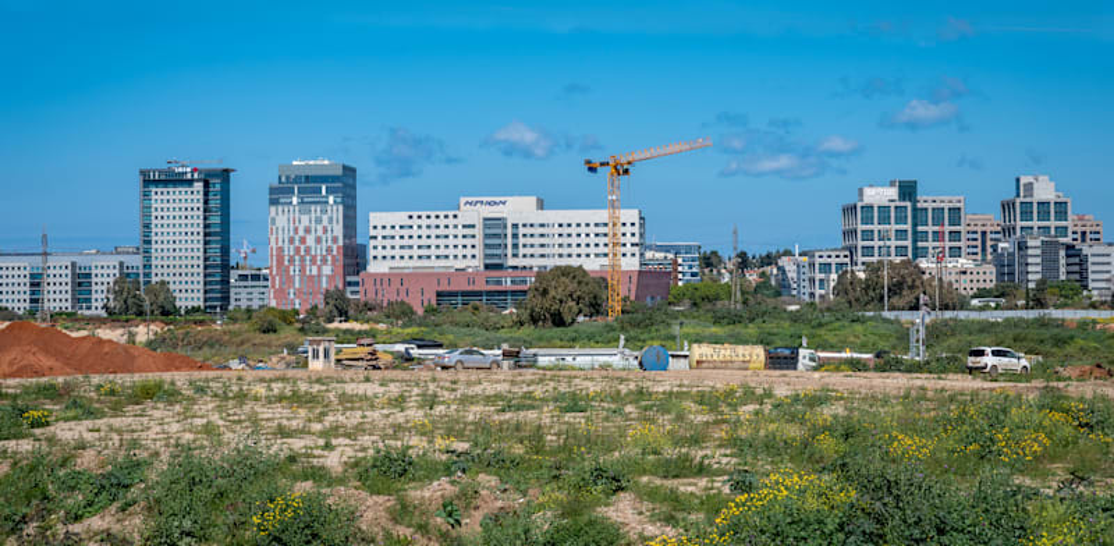 Tel Aviv's Ramat Hahayal Photo: Shutterstock