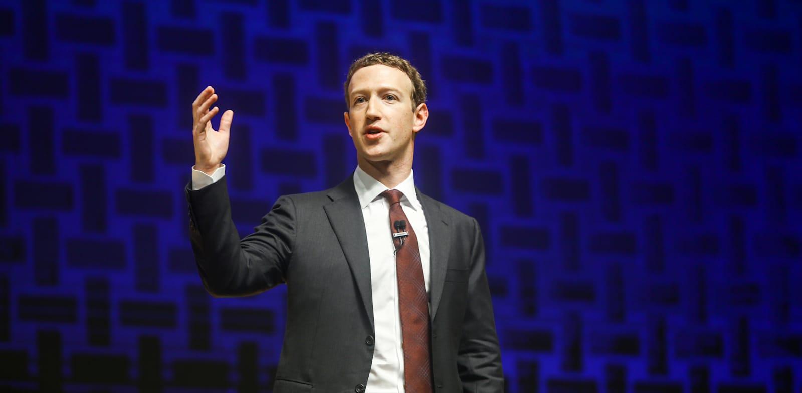 מייסד ומנכ''ל פייסבוק מארק צוקרברג / צילום: Reuters, Latin America News Agency