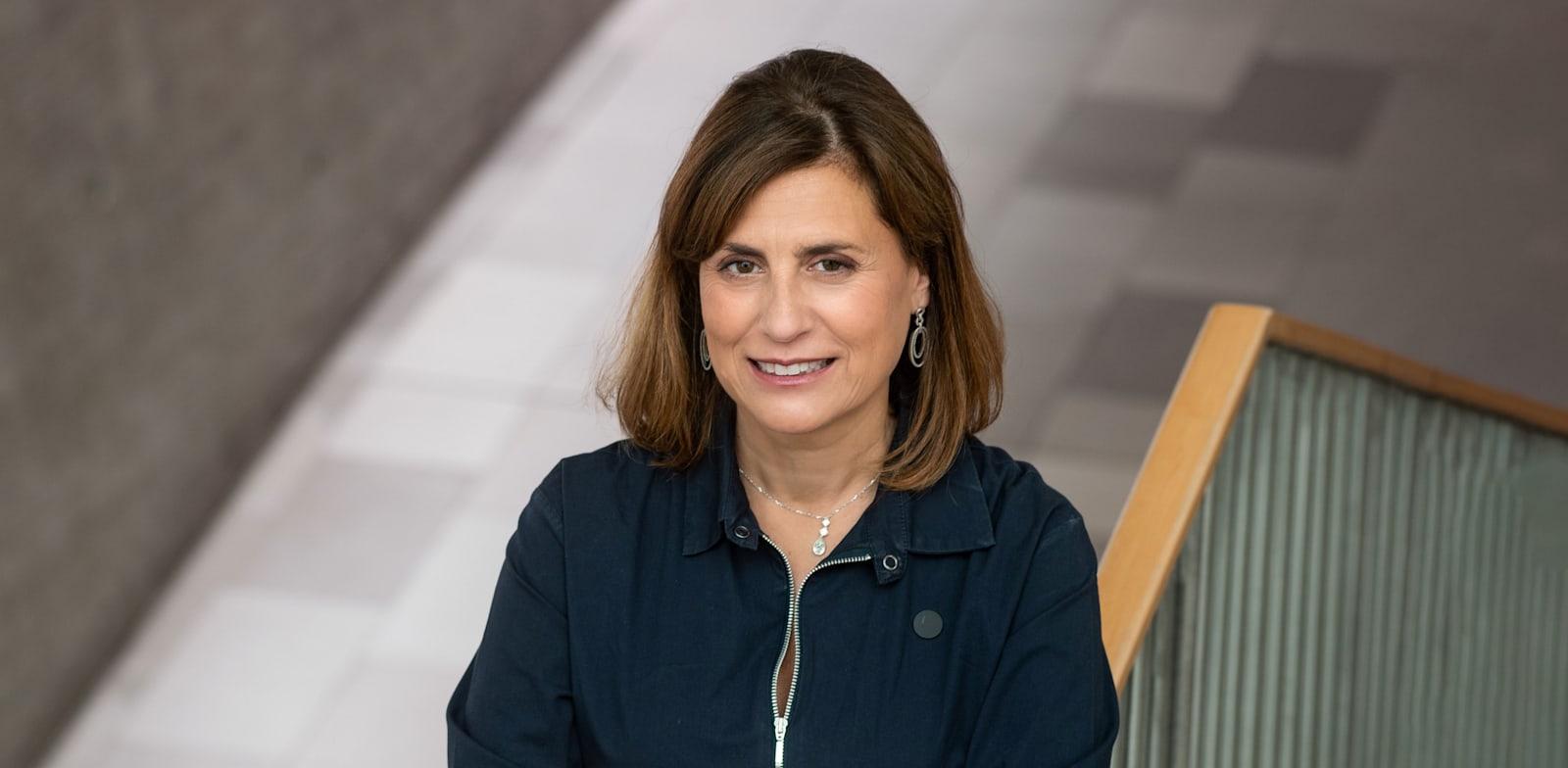 טניה כהן עוזיאלי, מנכ''לית מוזיאון תל אביב לאמנות / צילום: גבריאל בהרליה