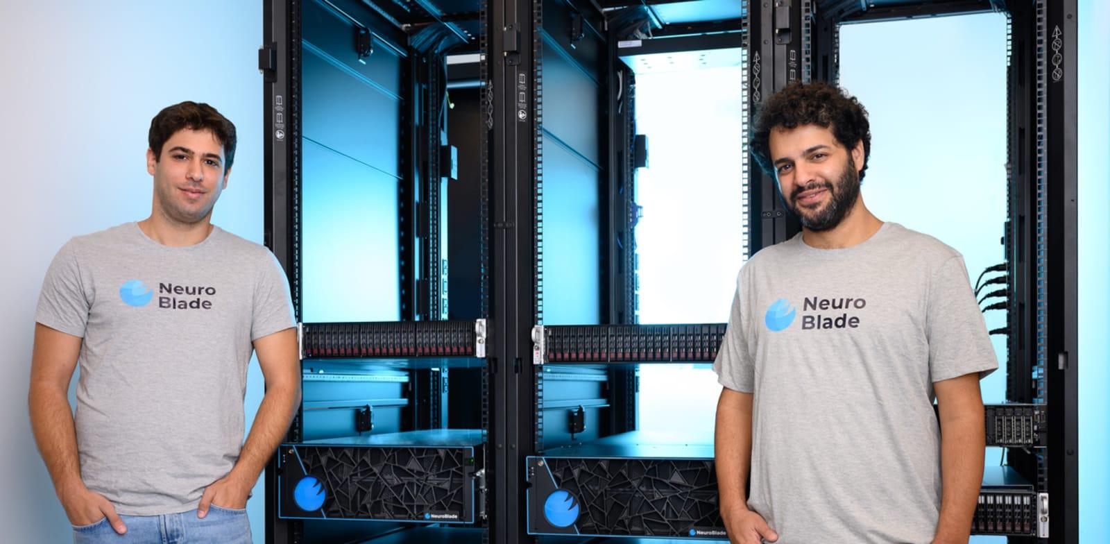 NeuroBlade founders Photo: David Garb