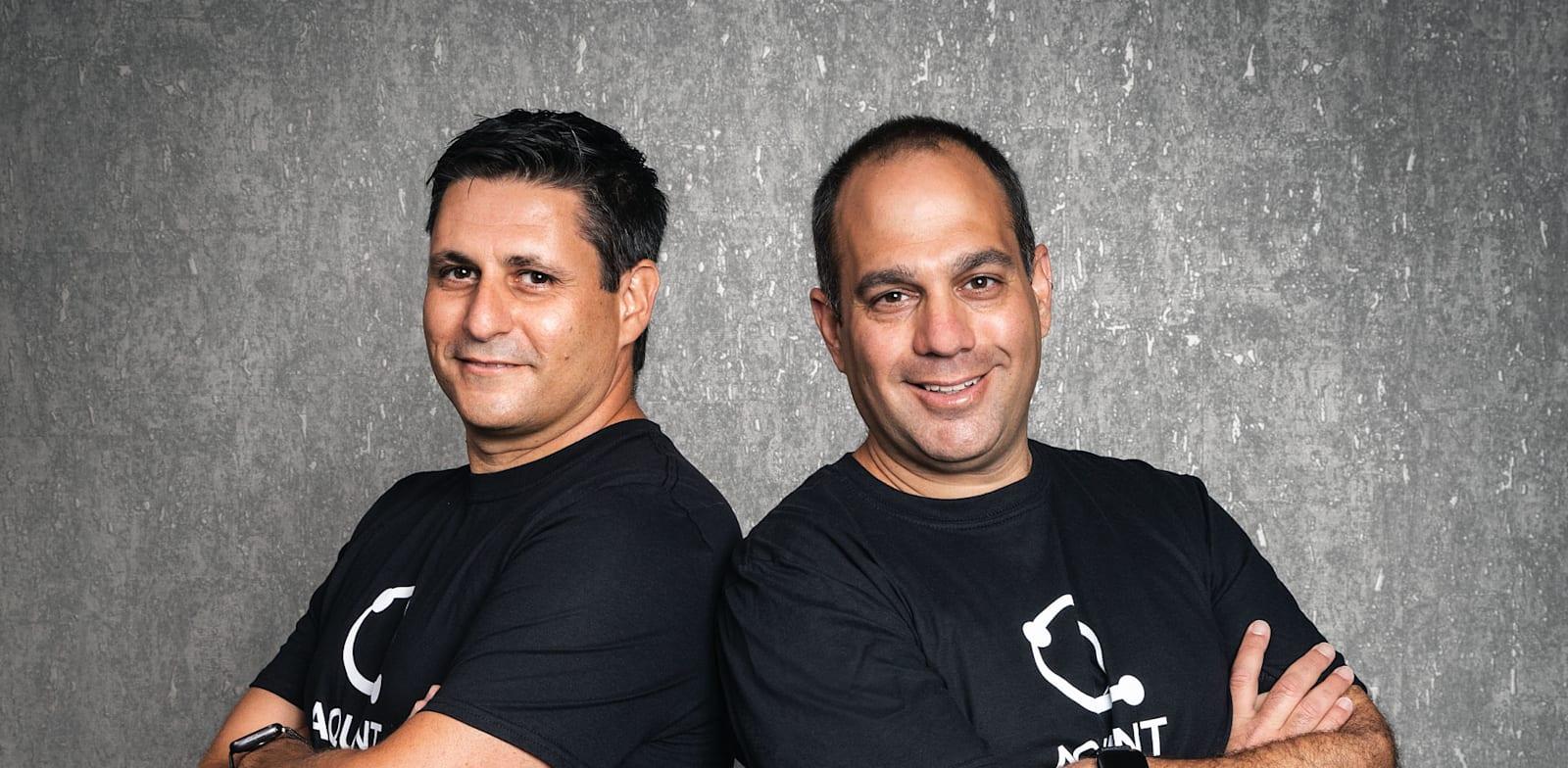 Aquant founders Photo: PR