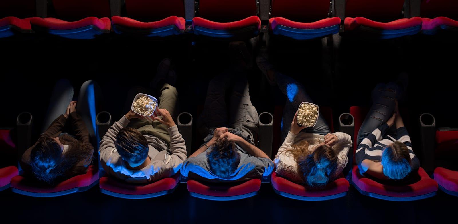 אולם קולנוע. העתיד אינו רק בסרטים / צילום: Shutterstock