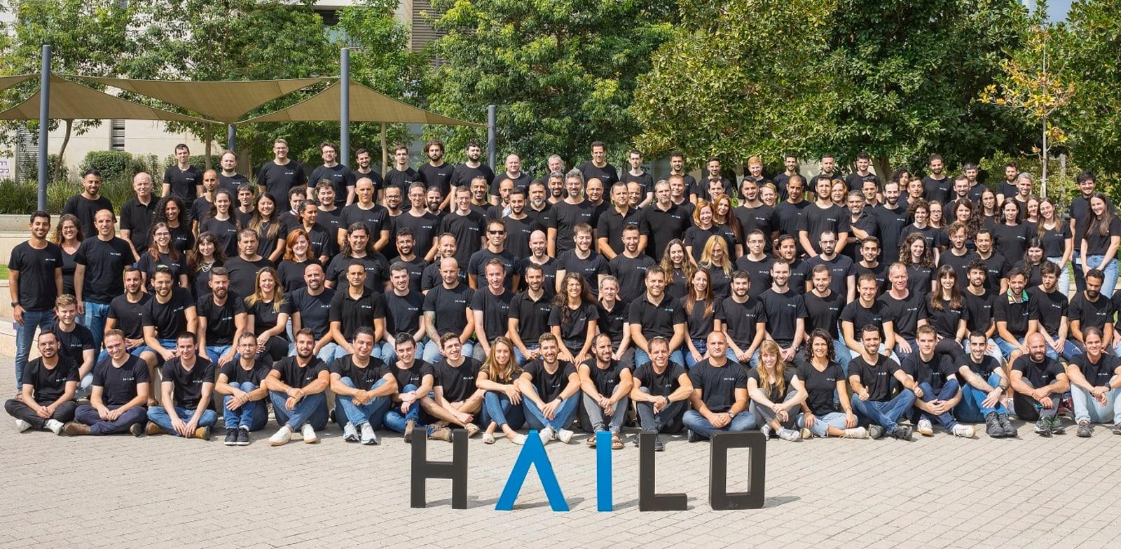 Hailo team Photo: Hailo