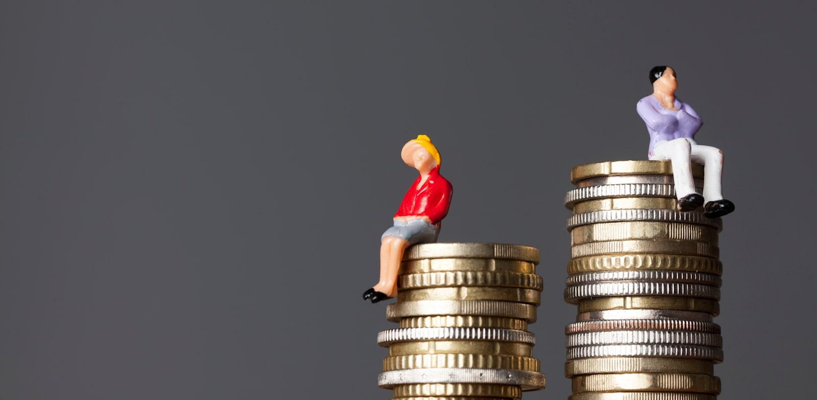 אם לא נשכיל עכשיו לעסוק בפערים האלו, מצב תעסוקת הנשים יחריף / אילוסטרציה: Shutterstock, Ink Drop