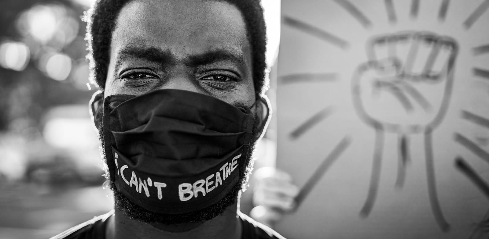 הפגנת ׳חיי שחורים נחשבים׳ / צילום: Shutterstock