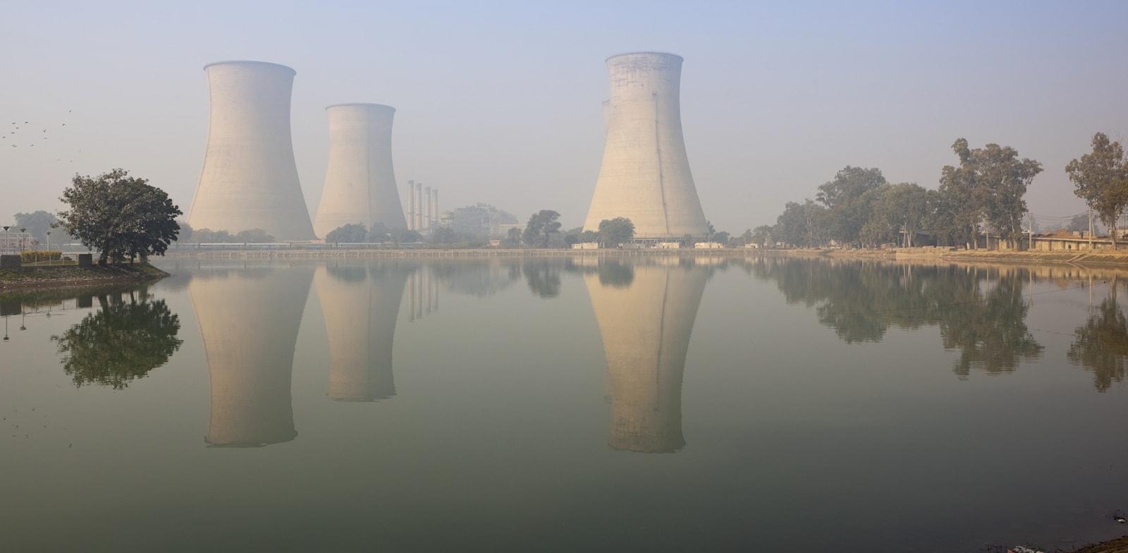 תחנת כוח בפנג'אב, הודו / צילום: Shutterstock, EMJAY SMITH