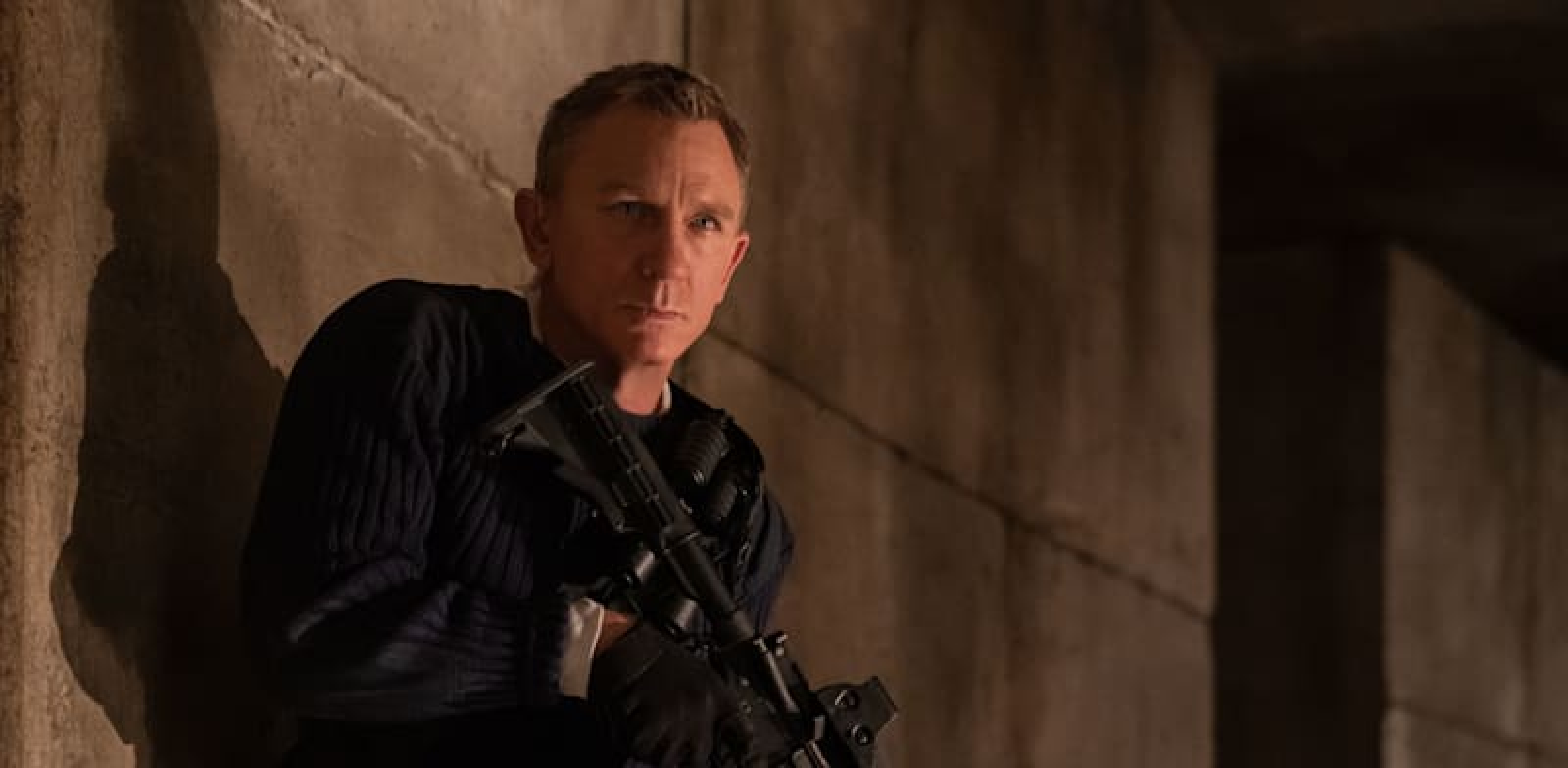 דניאל קרייג כג'יימס בונד בסרט ''לא זמן למות'' / צילום: באדיבות סרטי פורום פילם