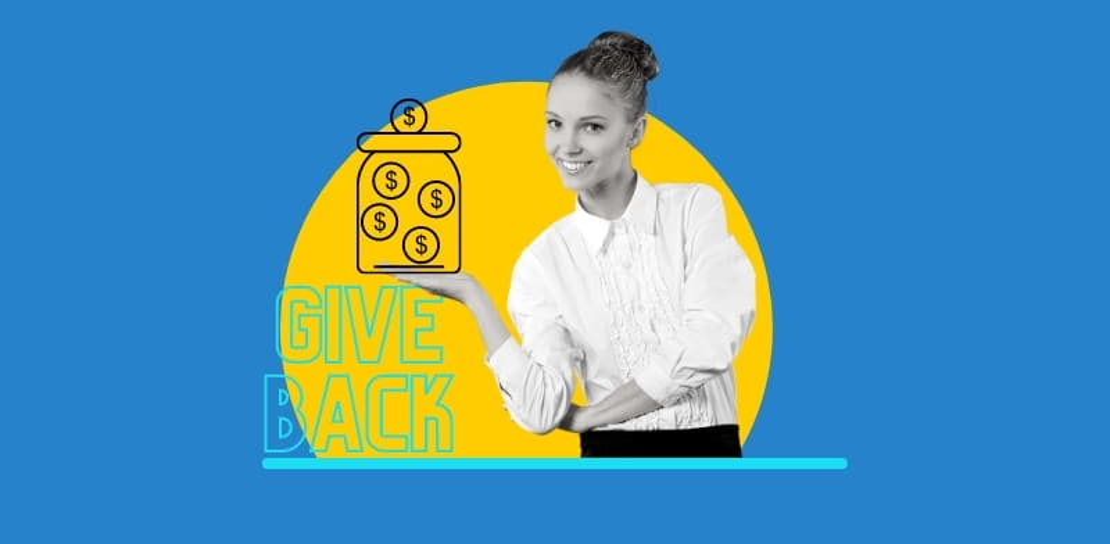 איך ארגונים יכולים לשכנע לתרום למטרות שהם מקדמים / עיצוב: גלובס