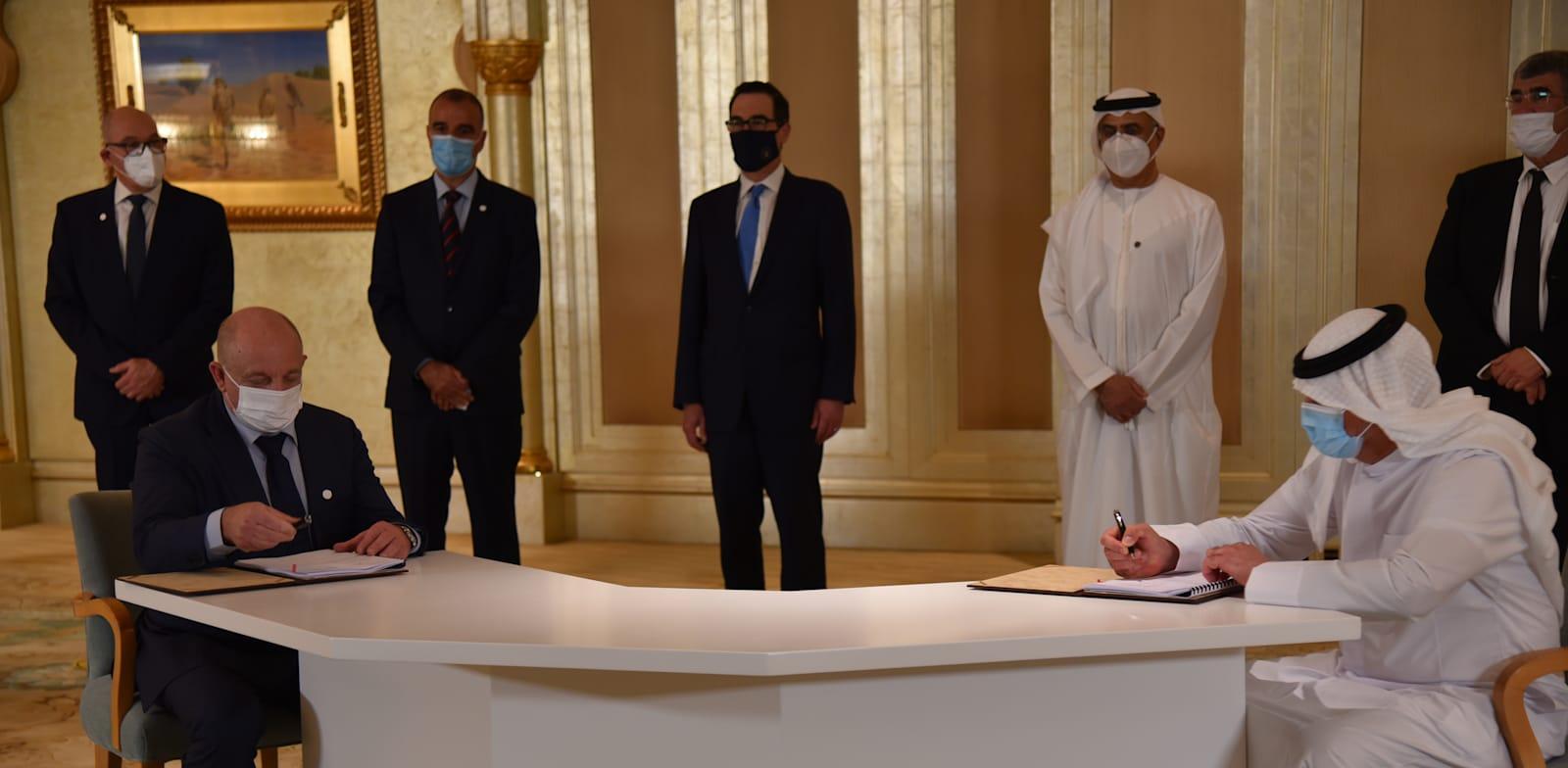 EAPC signs UAE oil pipeline agreement Photo: EAPC spokesperson
