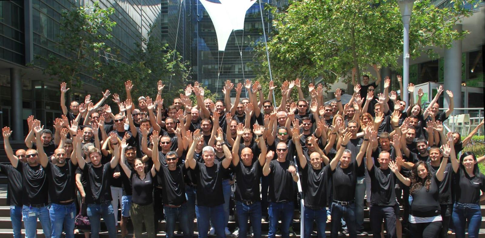 Celeno team Photo: Osnat Krasnansky