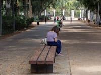 אבטלה - קורונה / צילום: כדיה לוי