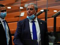 יו''ר הכנסת מיקי לוי / צילום: דוברות הכנסת עדינה ולמן