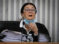 נשיאת העליון אסתר חיות / צילום: אורון בן חקון