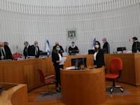 שופטי בית משפט עליון / צילום: יוסי זמיר