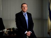 רמי גראור מנכל שרות התעסוקה / צילום: איל יצהר