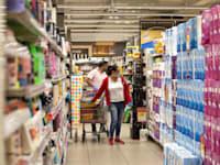 קניות בסופר / צילום: כדיה לוי