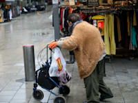 בדידות בגיל זיקנה היא מגפה קשה שרק קיבלה יחסי ציבור טובים יותר בתקופת הקורונה / צילום: שלומי יוסף