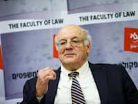 שופט חנן מלצר / צילום: שלומי יוסף