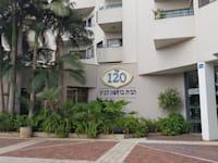 בניין דיור מוגן עד 120 ראשון לציון / צילום: דוברות ההסתדרות
