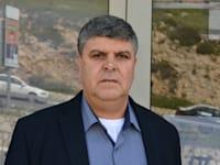 סמיר מחאמיד - ראש עירית אום אל פחם / צילום: גיל ארבל