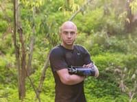 זיו שילון קמפיין / צילום: אורי כרמי