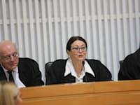 נשיאת העליון השופטת אסתר חיות / צילום: יוסי זמיר