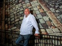 נחום ביתן בעלים של יינות ביתן / צילום: שלומי יוסף