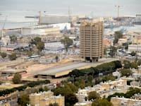 תחנה מרכזית חיפה בת גלים / צילום: איל יצהר