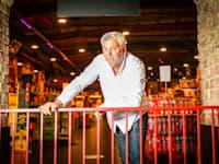 נחום ביתן,  הבעלים של יינות ביתן / צילום: שלומי יוסף