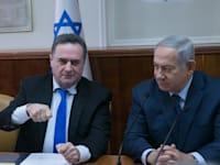 ראש הממשלה ושר האוצר הקודמים, נתניהו וכ''ץ / צילום: אוהד צויגנברג ידיעות אחרונות