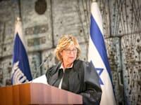 ורדה וירט-לבנה, נשיאת בית הדין הארצי לעבודה / צילום: שלומי יוסף
