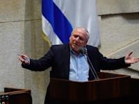 השר דוד אמסלם / צילום: דוברות הכנסת עדינה ולמן
