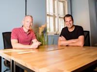 שי וינינגר ודניאל שרייבר, מייסדי למונייד / צילום: שלומי יוסף