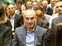 השבעת שופטי עליון בבית הנשיא / צילום: שלומי יוסף