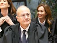 השופט יוסף אלרון / צילום: שלומי יוסף