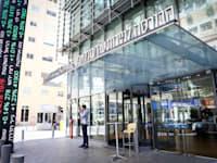 בנין הבורסה לני''ע בת''א / צילום: שלומי יוסף