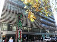 """אילוסטרציה - שלט בנין בורסה נ""""ע ת""""א רחוב אחוזת בית / צילום: שלומי יוסף"""