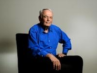 """שמעון אקהויז ד""""ר - מייסד סינרון / צילום: איל יצהר"""