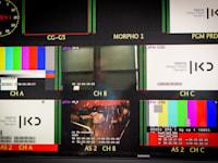משרדי תאגיד השידור הציבורי ''כאן 11'' / צילום: שלומי יוסף