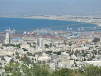 מפרץ חיפה / צילום: תמר מצפי