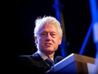נשיא ארה''ב לשעבר - ביל קלינטון / צילום: שלומי יוסף