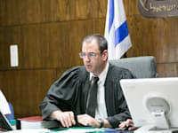 השופט שגיא. יכריע ביום שני / צילום: שלומי יוסף