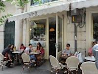 בית קפה קדוש ירושלים / צילום: איל יצהר