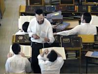 תלמידי ישיבה חברון / צילום: איל יצהר