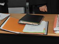 תיקים מסמכים בבית משפט / צילום: בן יוסטר