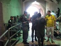 ירושלים - מהומות בסילוואן / צילום: אבי שאולי