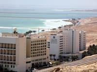 ים המלח - מלונות - מלון ישרוטל + מלון דניאל / צילום: יוסי זמיר