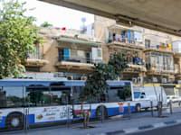 אוטובוס של חברת דן / צילום: שלומי יוסף