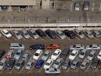 מגרש חניה / צילום: תמר מצפי
