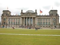 בניין הרייכסטאג בברלין / צילום: שרון בק